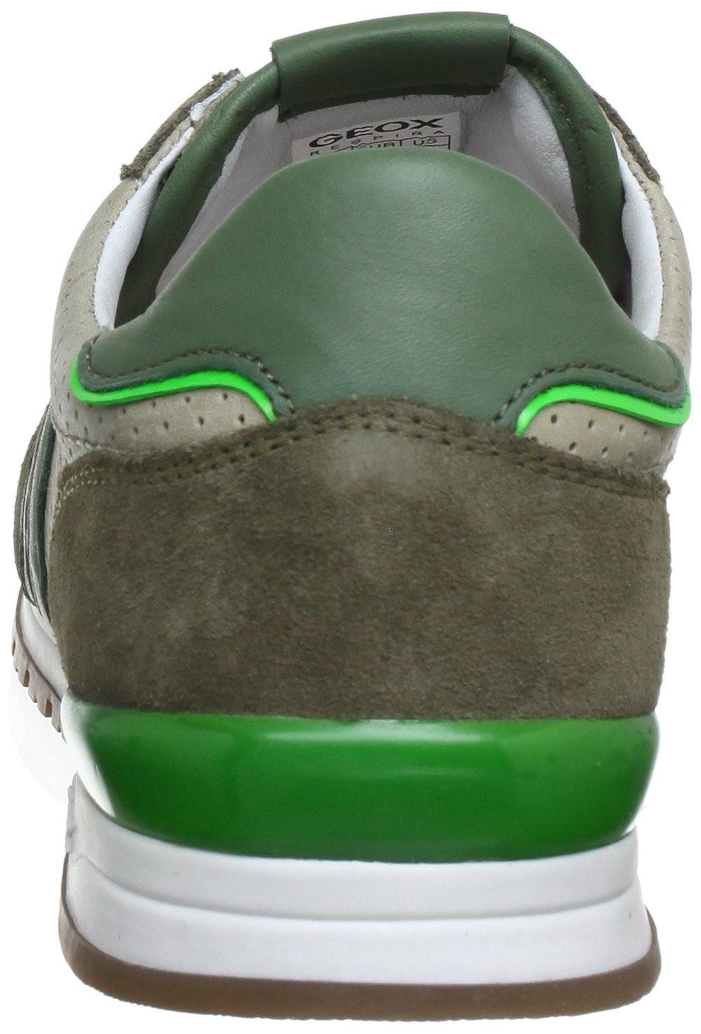 Geox Textil U Speed P MSPEED4 Zapatillas de Deporte para