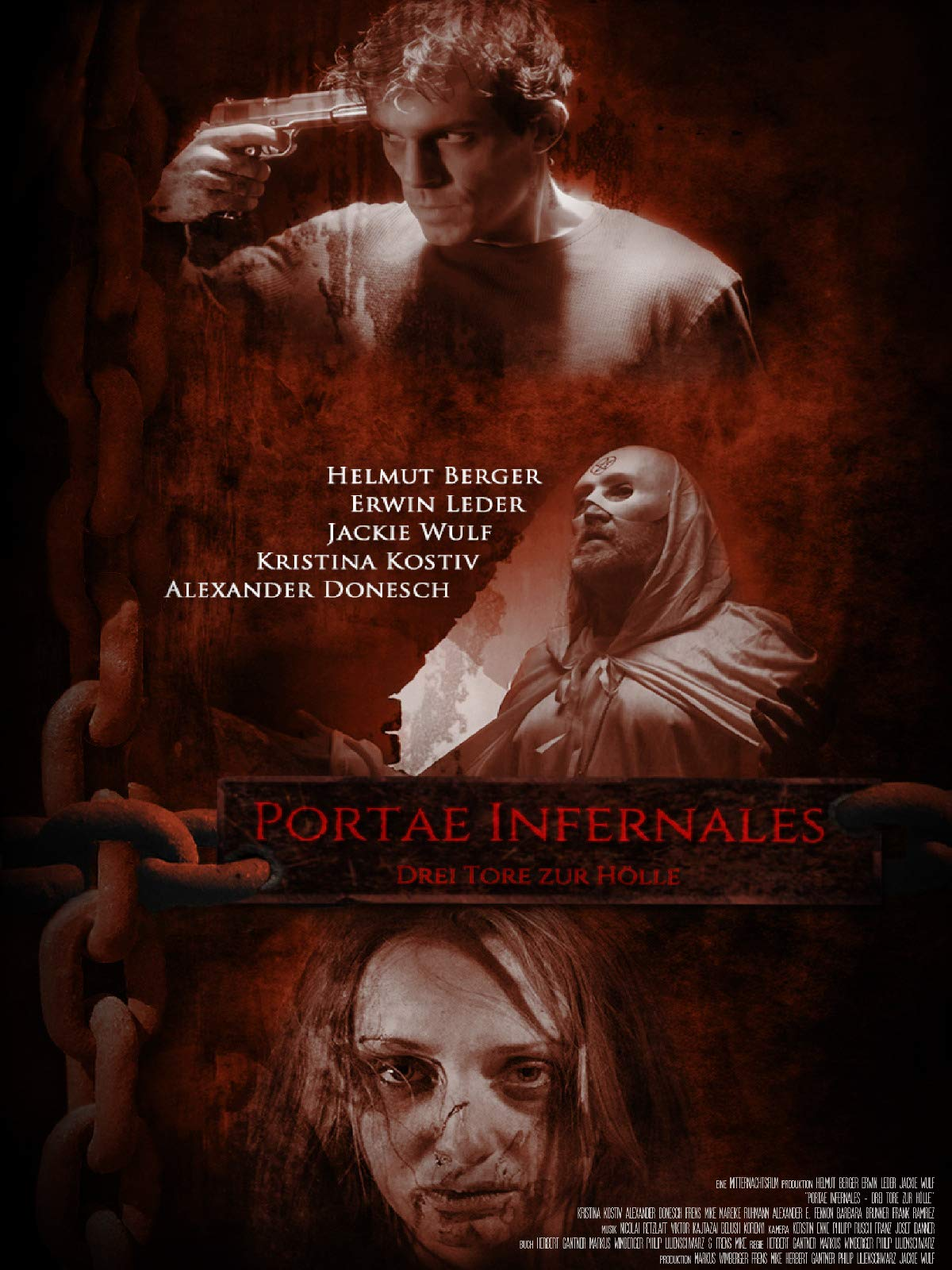 Portae Infernales - Three Gates to Hell on Amazon Prime Instant Video UK