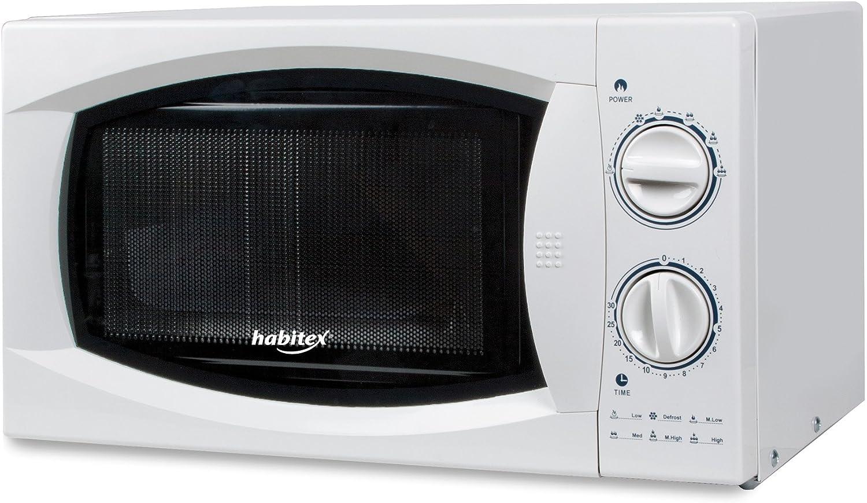 Habitex 1450Y11 - Microondas 17L 700W Mecanico Habit: Amazon.es: Hogar