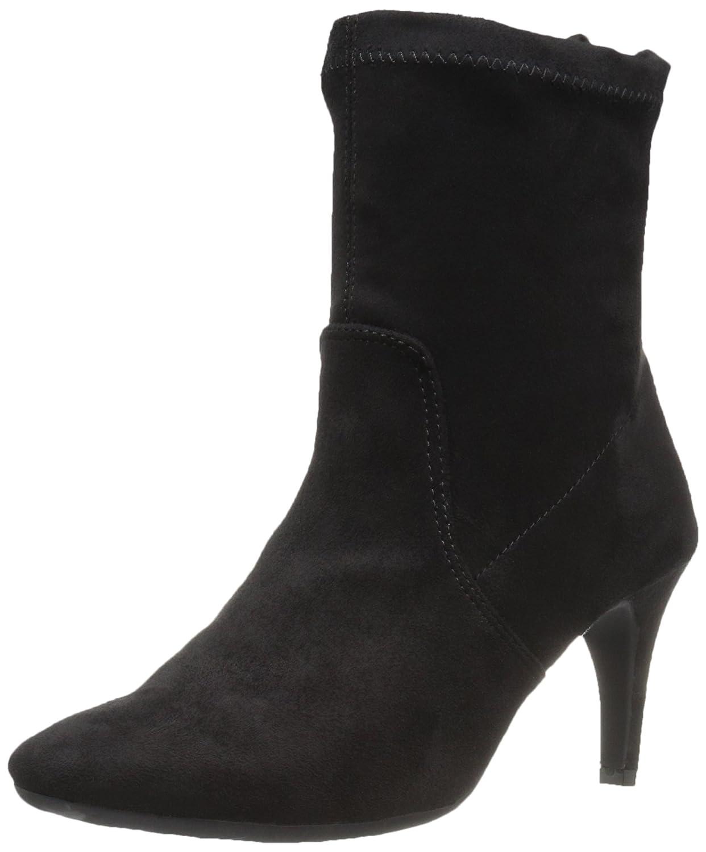 Aerosoles Women's Excess Boot B01HQHKQ9E 5.5 B(M) US|Black Fabric