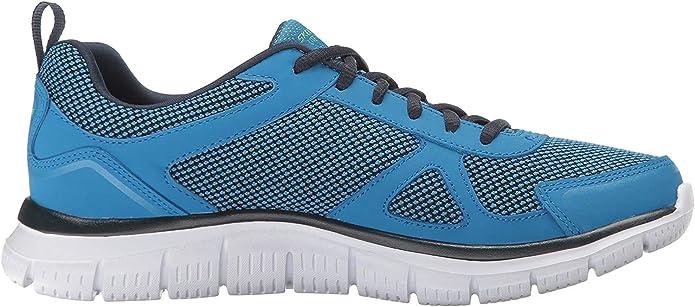 Skechers Track Bucolo Men's Sneaker Blue