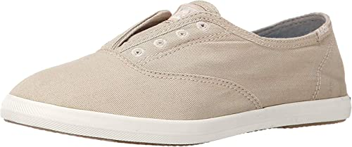 Keds Women's Chillax Sneakers, Taupe, 5