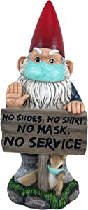 """World of Wonders Gnaughty Gnomes Masked Series Garden Gnomes 