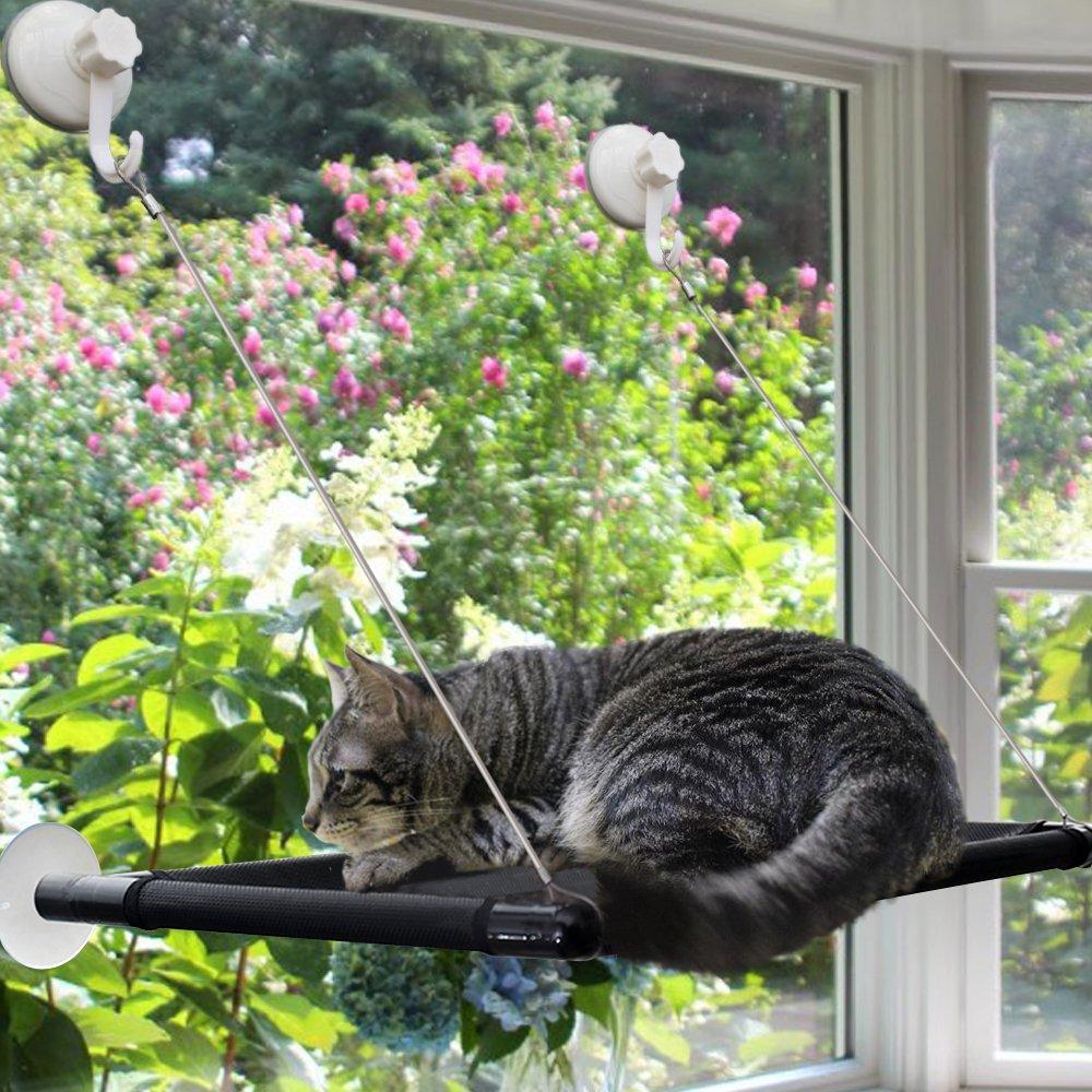 Cat Window Perch-Durable Cat Hammock Strong