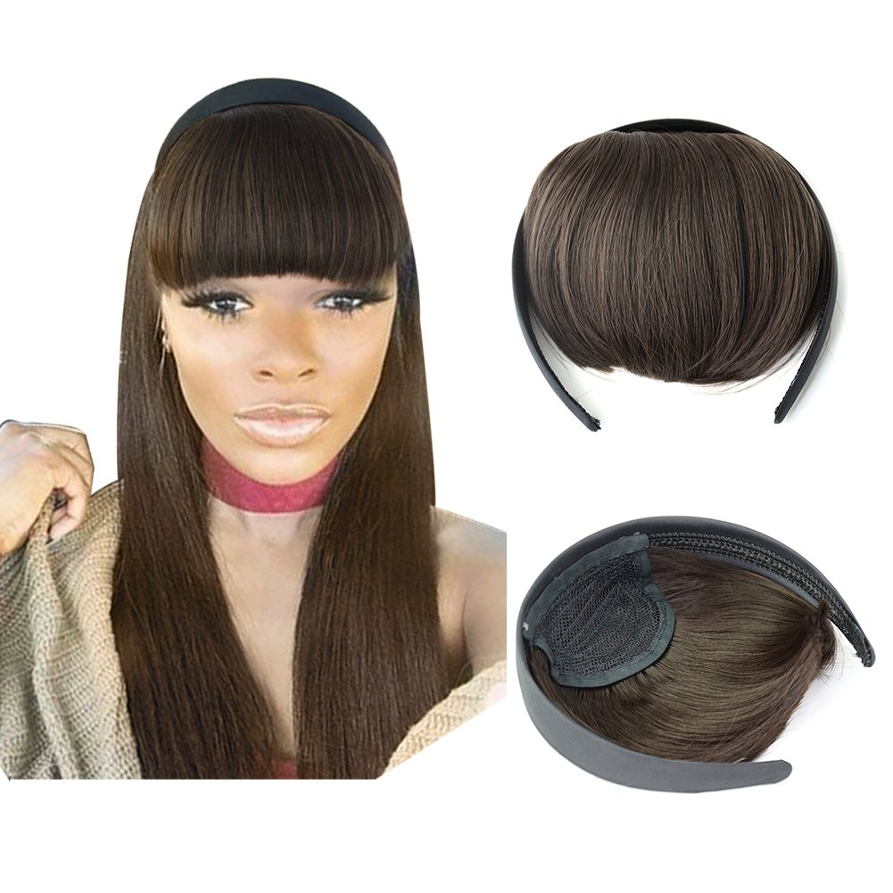 Amazon Beauty Angelbella Fashion Headband Neat Bangs Forehead