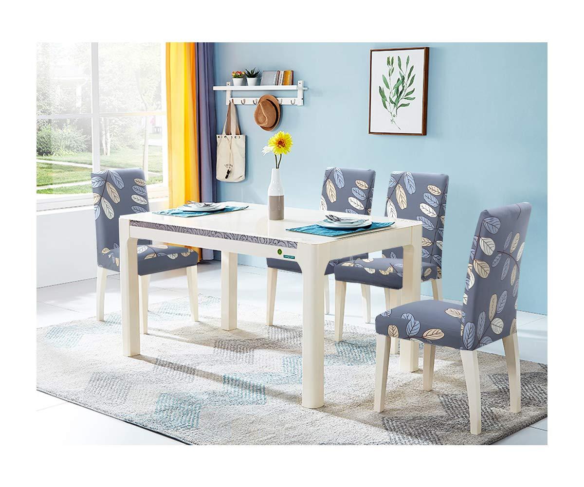 Amazon.com: YISUN - Fundas para silla de comedor ...