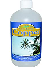 Copper by Eidon Ionic Minerals - 19 oz