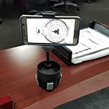 Life-Tech Smartphones Adjustable Car Cup/Desk Mount