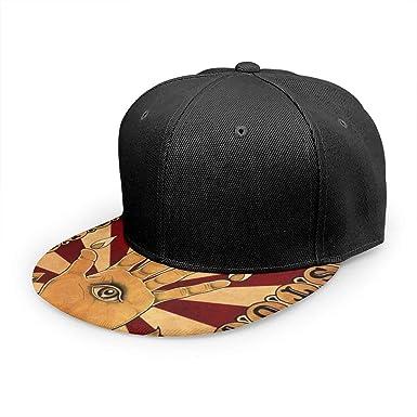 Gorra de béisbol Estilo Antiguo Ouija con Ojo Quemado e impresión ...