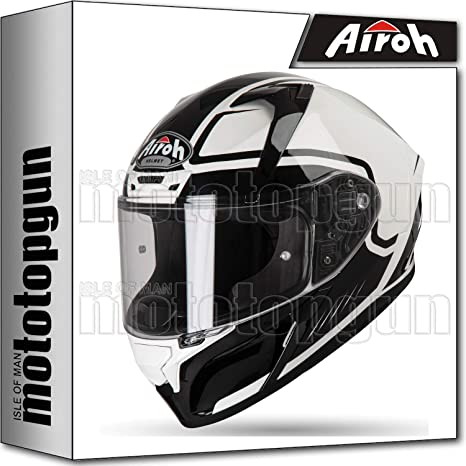 Airoh Helmet Valor Akuna Matt Black S Auto