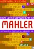 Mahler Symphonies 1-10 / Das Lied Von Der Erde [DVD] [Import]