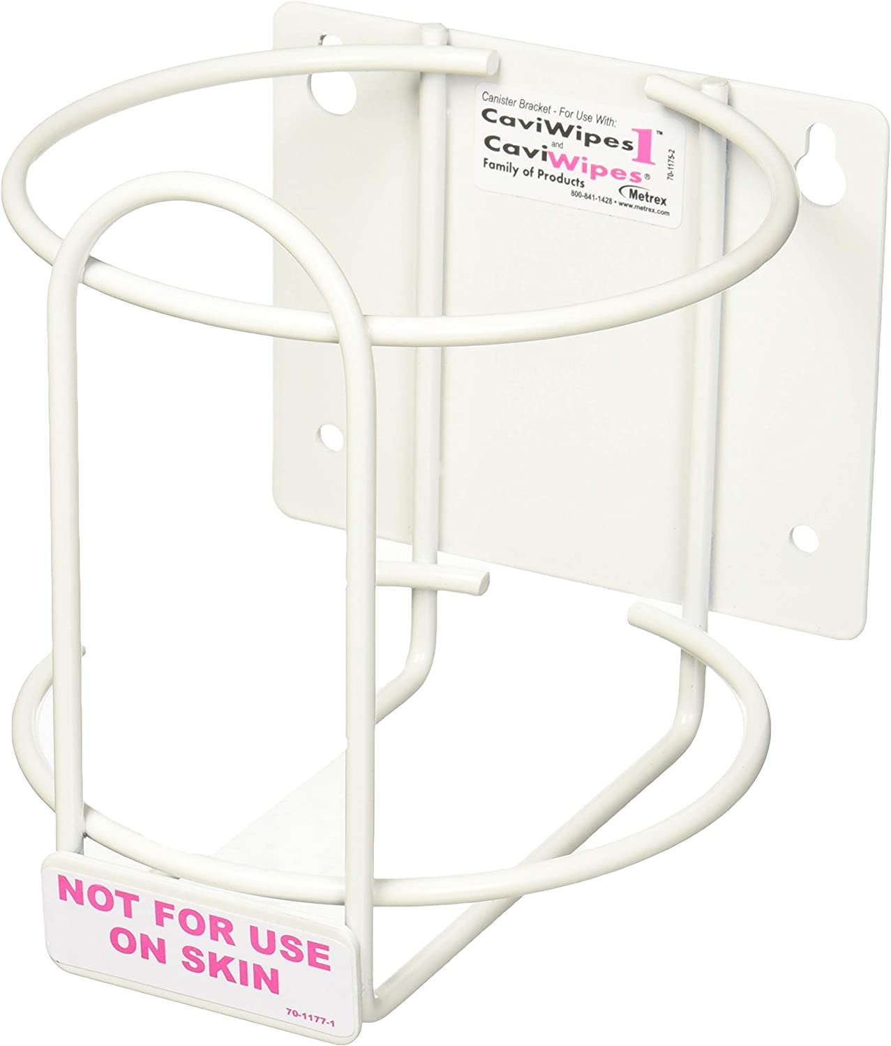 pack of 3 Counter roll holder wall brackets