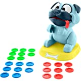 Mattel Games Puglicious Kids Game, Dog Treat-Stacking Challenge with Hungry Puppy, Gift for Kids 5 Years & Older [Amazon…