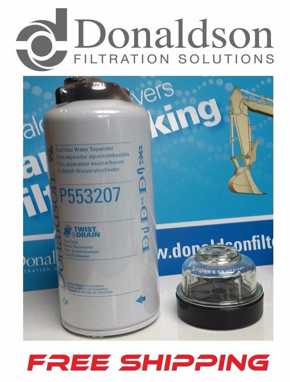 Donaldson P553207 & P569758 Filter Kit