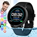 Peakfun Bluetooth Touch Screen Sports Fitness Watch