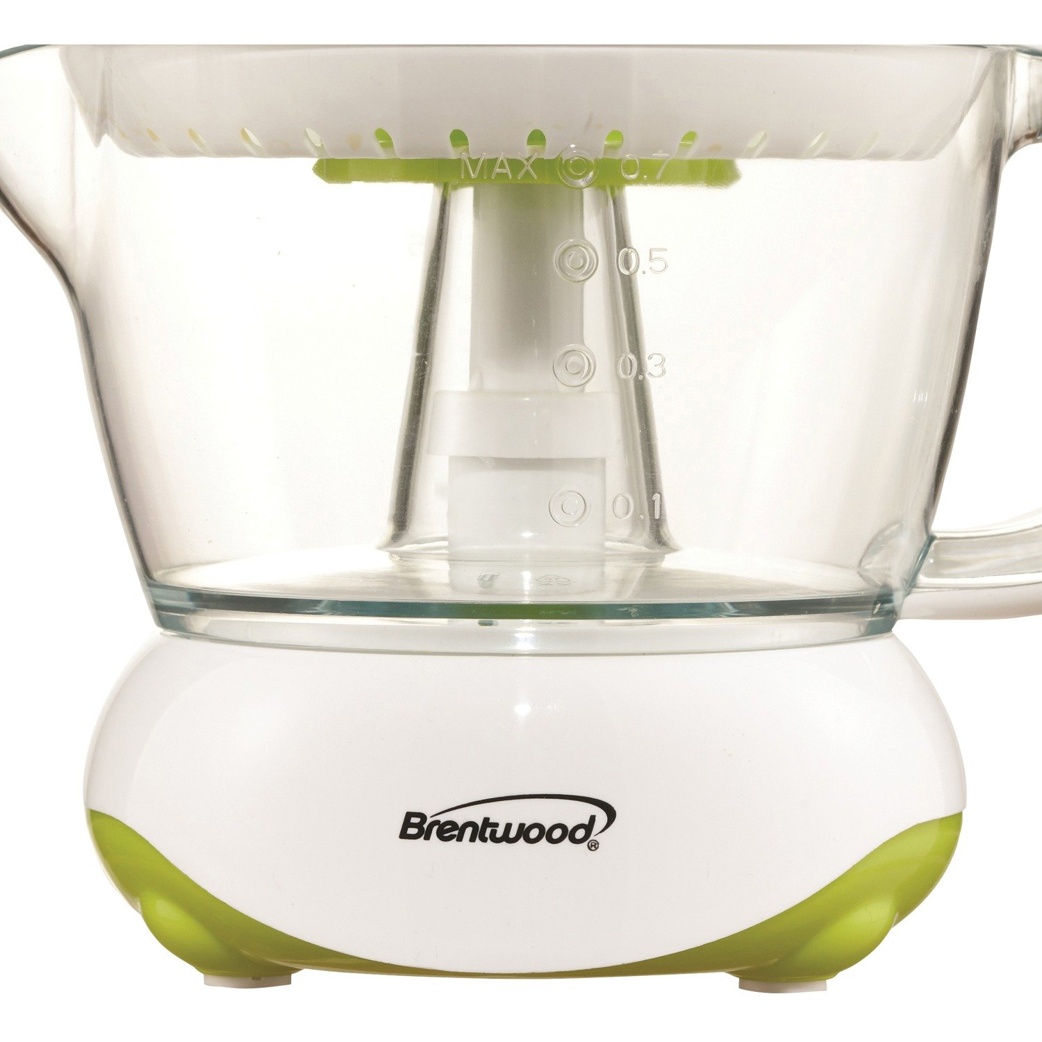 Brentwood  J-15  24oz  Electric  Citrus  Juicer,  White by Brentwood (Image #8)
