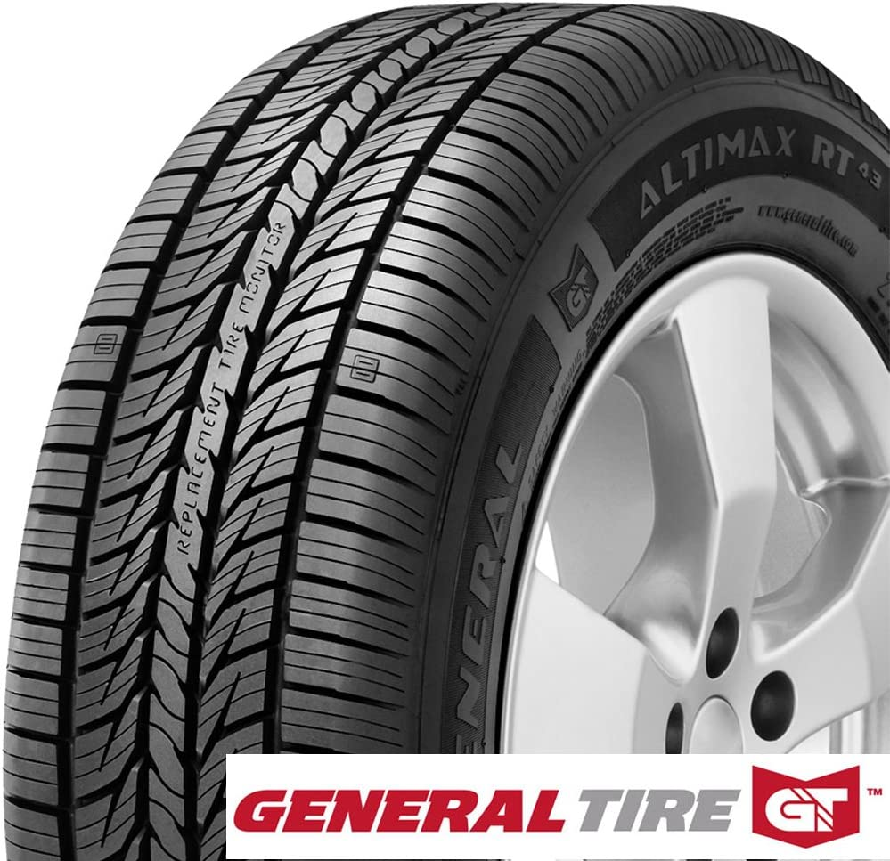 General Tire ALTIMAX RT43 Touring Radial Tire 225//55R17 97H