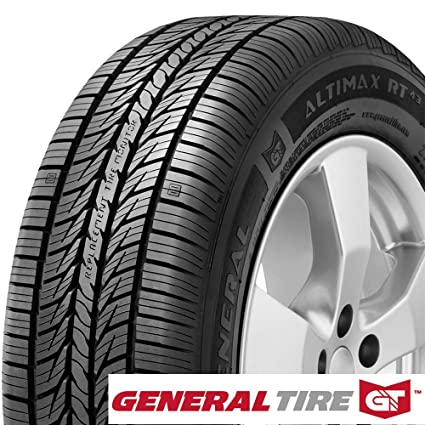 Amazon Com General Altimax Rt43 Radial Tire 195 65r15 91t