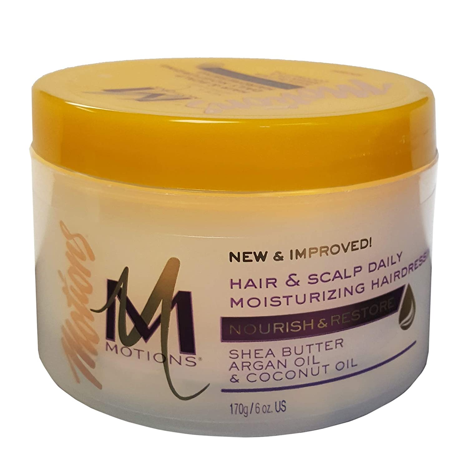 Motions Nourish & Care, Hair & Scalp Daily Moisturizing Hairdressing 6 oz (2 pack)