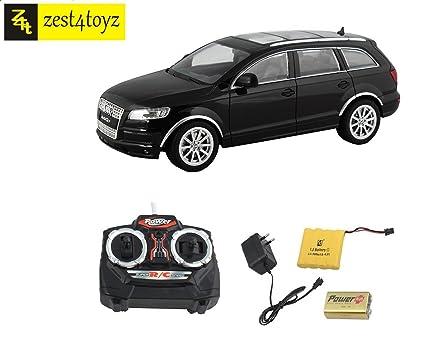 Zest 4 Toyz Remote Control Audi Q7 Rc Toy Car Assorted