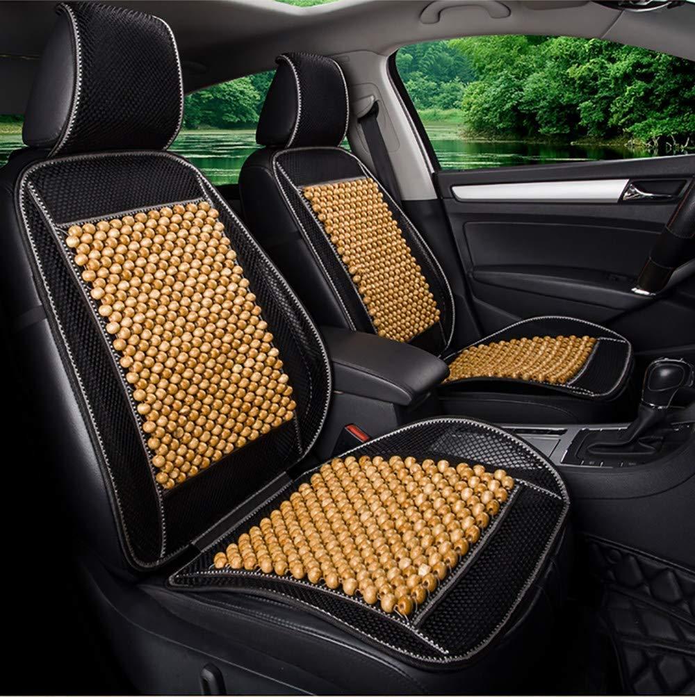 Lqqzq Cushion Adult Car Seat Cushion, Summer Mahjong Cool Pad, Ventilation Four Seasons Universal Ice Silk Cushion Cushion (Color : E) by Lqqzq (Image #1)