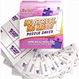 aGreatLife 12 Sheets No Stress, No Mess Puzzle Saver - Puzzle Glue Sheets That Preserve Your Puzzle Masterpieces of Up 2 Sets