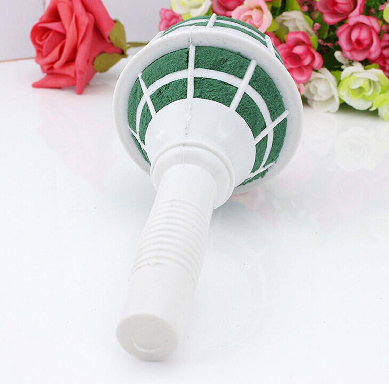 Amazon.com: Useful 6Pcs Bridal Wedding Bride Bouquet Holder ...