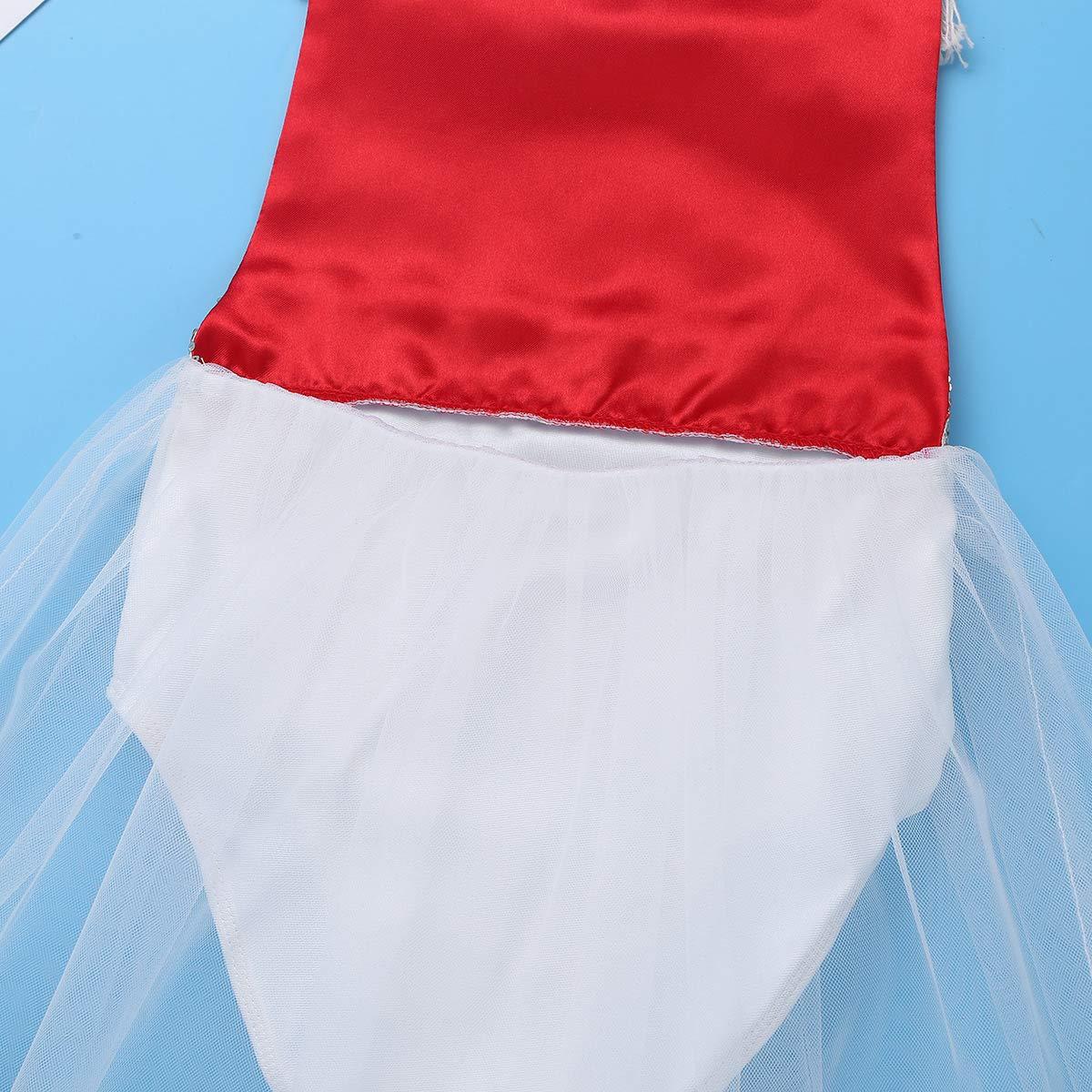 YiZYiF B/éb/é Fille Robe Princesse Va/ïana Robe /à Paillettes Robe Bapt/ême Soir/ée Mariage Tutu Robe Anniversaire Barboteuse Combinaison D/éguisement No/ël Carnaval 6 Mois-3 Ans