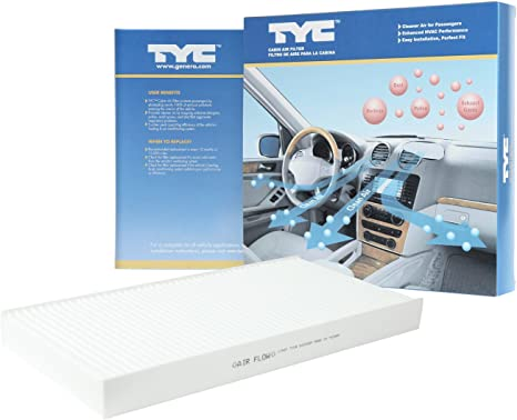 Cabin Air Filter TYC 800036P fits 04-10 Saab 9-3