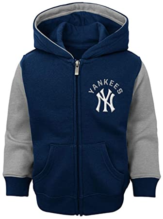 sneakers for cheap bd037 1c30b Amazon.com : Outerstuff New York Yankees MLB Boys Youth 8-20 ...