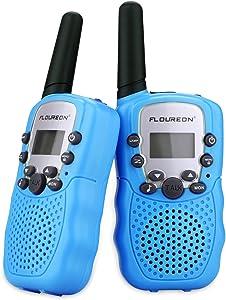 Floureon 2-Way Handheld Walkie Talkie