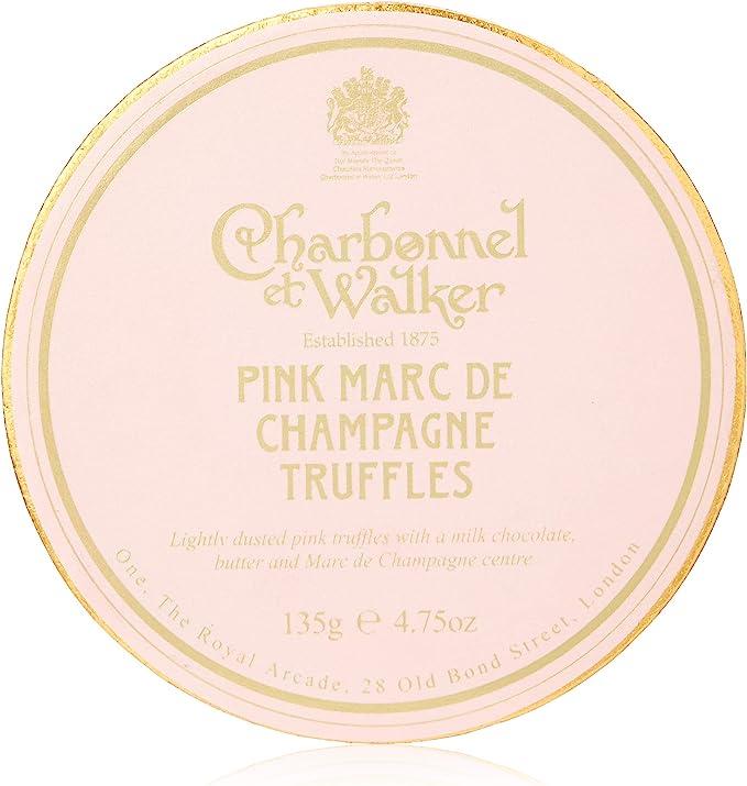 Charbonnel Et Walker Pink Champagne Truffles, 135g: Amazon.co.uk: Grocery