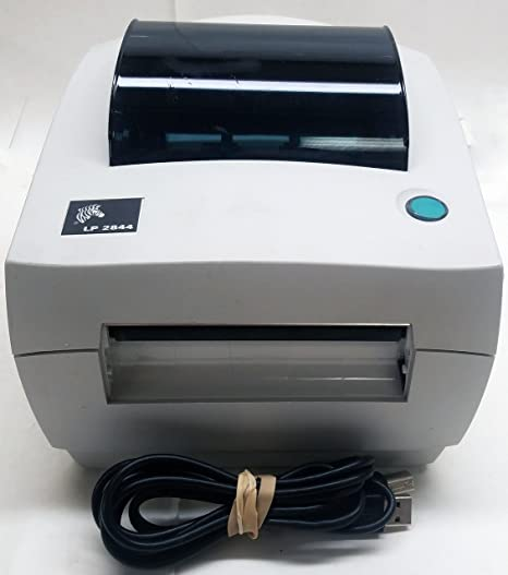 Zebra LP2844 STD - Impresora de Etiquetas (Térmica Directa ...