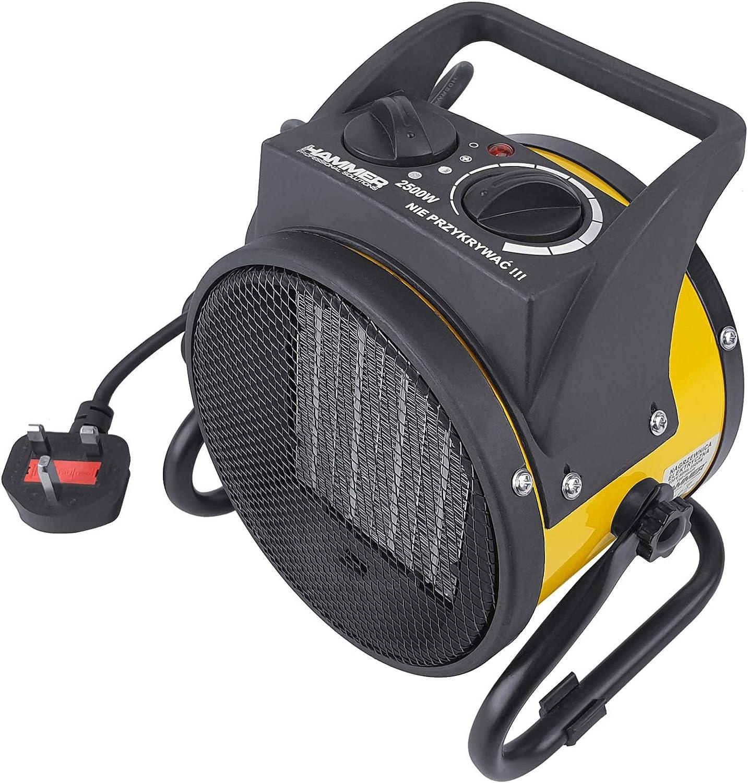 2.5KW ELECTRIC FAN Greenhouse Heater