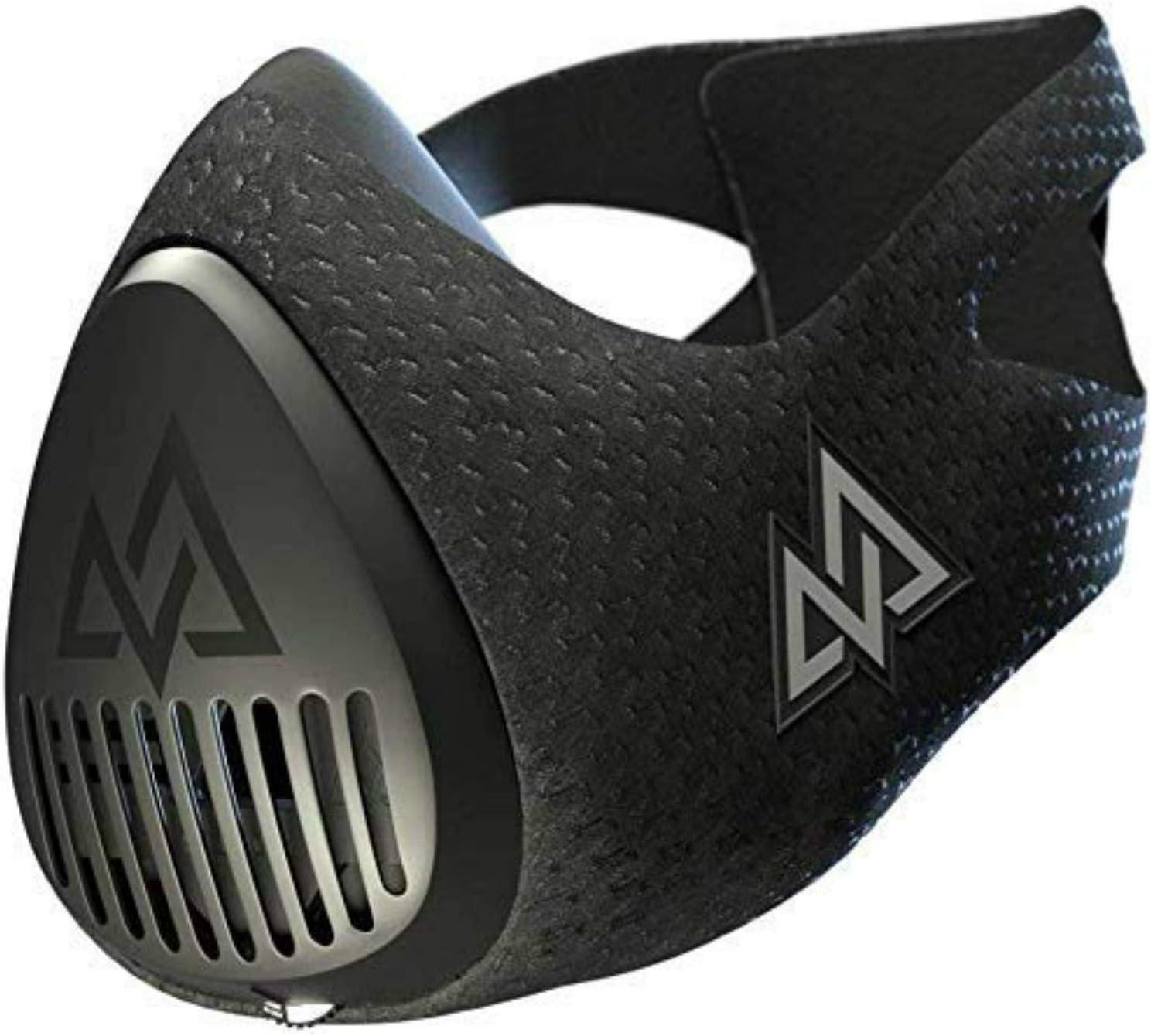 Training mask3.0 トレーニングマスク3.0 エレベーションマスク 低酸素 呼吸筋トレーニング 肺活量【国内保証付き正規品】