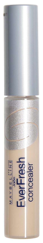 Maybelline New York Concealer EverFresh Medium Beige / Abdeckstift in mittlerem Beige, langanhaltendes Teint-Make-Up gegen Hautunebenheiten, 1 x 7,6 ml B02917