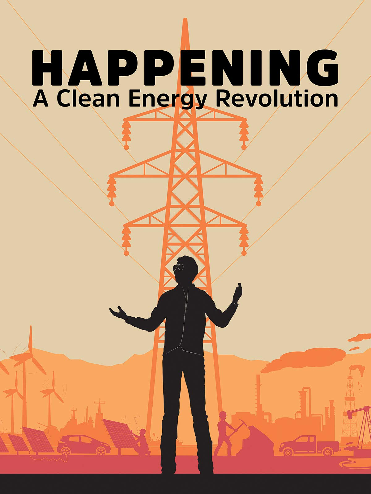 Happening: A Clean Energy Revolution on Amazon Prime Video UK