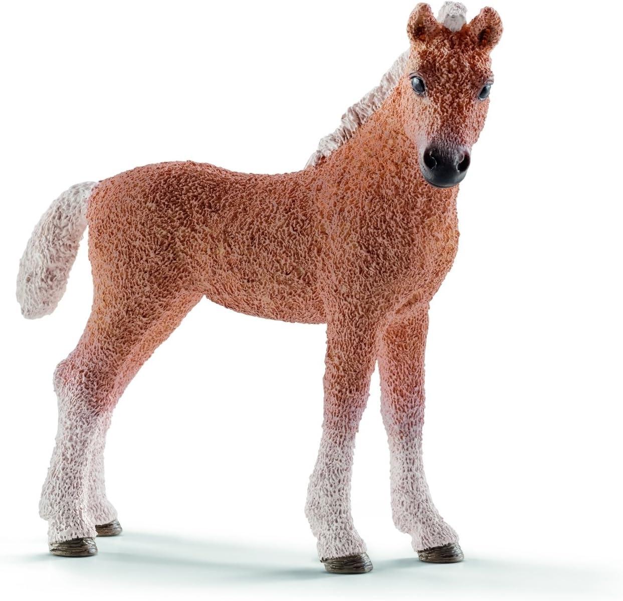 Schleich-Farm World-Paint Horse poulain 13886