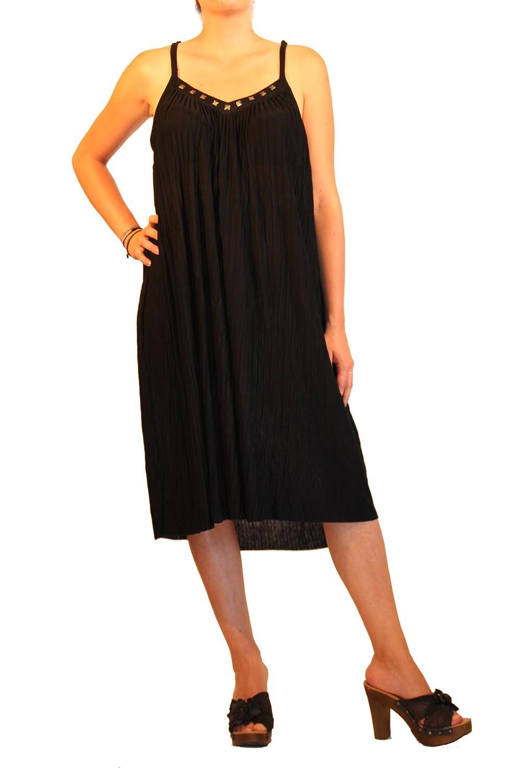 Waooh - Fashion - kurzes Kleid Annabelle - Schwarz
