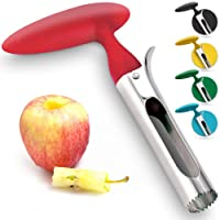 Premium Apple Corer - Easy to Use Durable Apple Corer Remover for Pears, Bell Peppers...