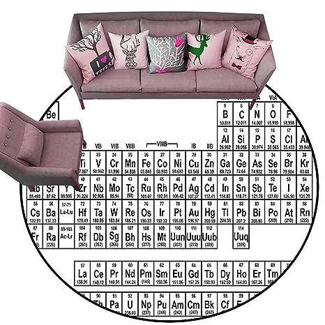 Amazon.com: Alfombra de salón o dormitorio con diseño de ...