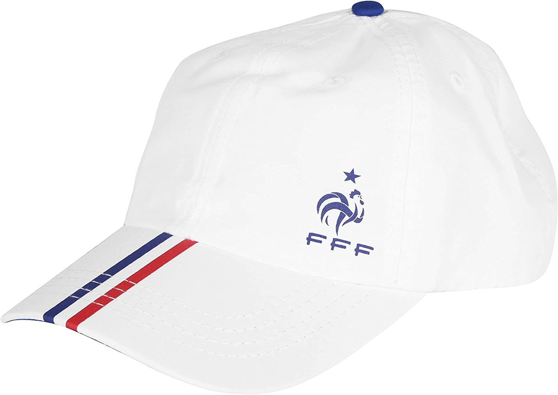 FFF – Gorra oficial de la selección de Francia de fútbol – talla adulto regulable: Amazon.es: Deportes y aire libre