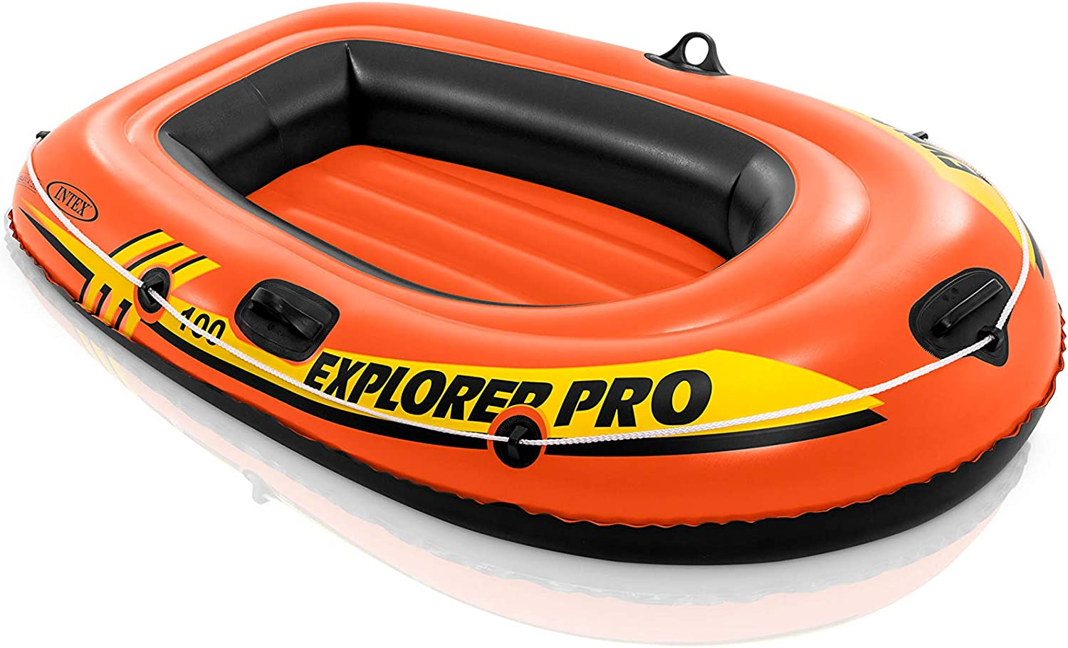 Intex 58355NP - Barca hinchable Explorer Pro 100 - 160 x 94 x 29 ...