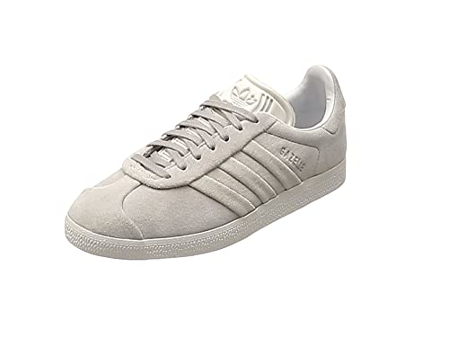 huge discount 4cd77 55041 adidas Damen Gazelle Stitch and Turn Fitnessschuhe Grau (GridosFtwbla 000)  36 EU