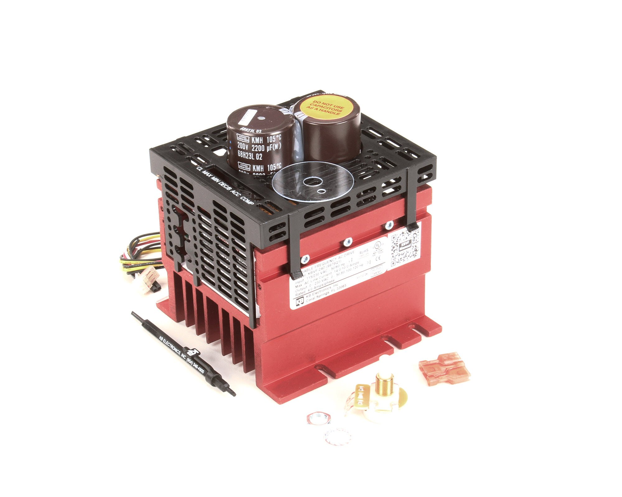 Avtec EL INV0301 Inverter, Freq Control, Kbvf-2