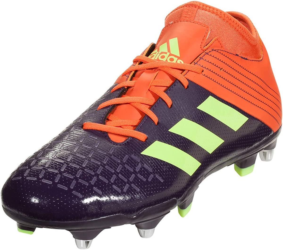 adidas Malice Elite SG Rugby Boots, Purple