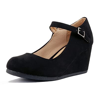 casual buckle p heel jane strappy comfortable square mary and shoes comforter black athletic