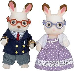 Calico CrittersHopscotch Rabbit Grandparents