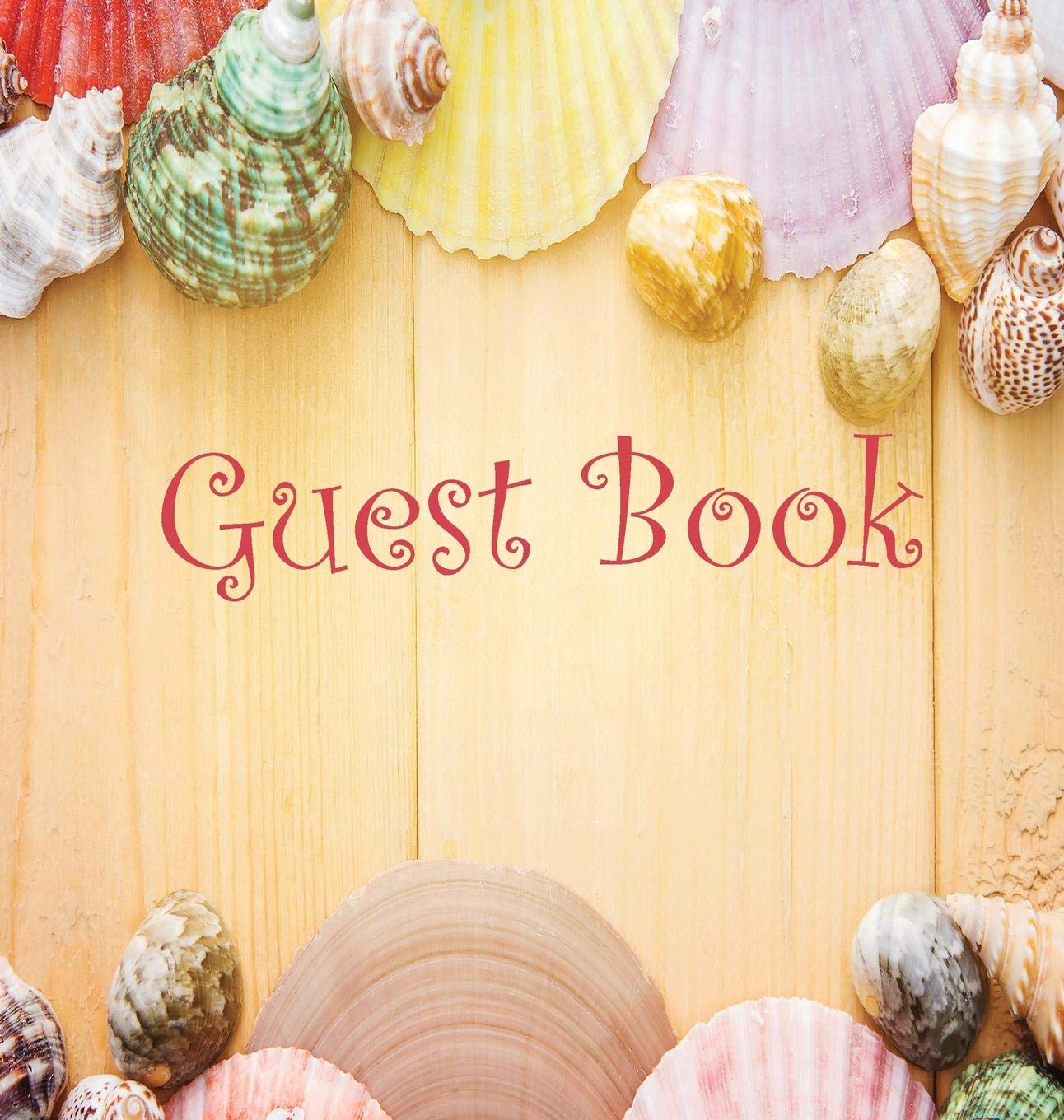 Guest Book, Visitors Book, Guests Comments, Vacation Home Guest Book, Beach House Guest Book, Comments Book, Visitor Book, Nautical Guest Book, ... Centres, Family Holiday Guest Book (Hardback)