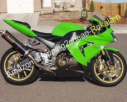 Kawasaki NINJA ZX-10R 2004 2005 ZX 10R 04 05 ZX10R Kit de ...